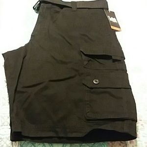 Lee Dungarees Cargo Shorts Size 38